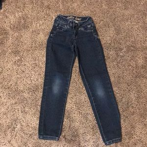 Girls Justice Skinny Leg Jeans